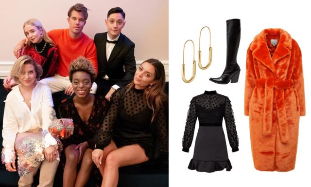 Jul hos Fanny, Luca, Henrietta, Andreas, Chrystelle och Hannah – och 14 modeköp att klicka hem