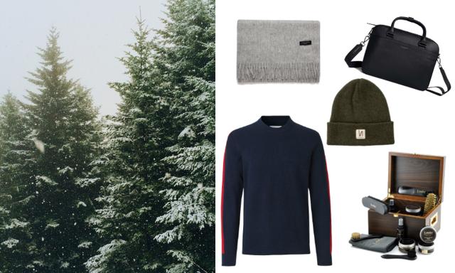 21 stilsäkra favoriter att ge bort till honom i julklapp