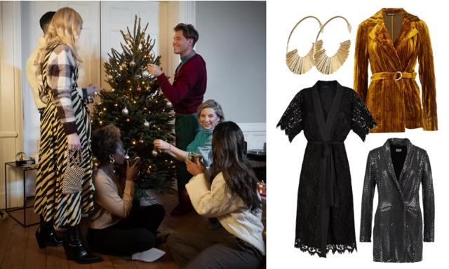 Följ med modeprofilerna på julbord – och 13 favoriter till julens alla fester