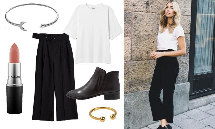 cissi-forss-sno-stilen-svarta-byxor-vit-tshirt