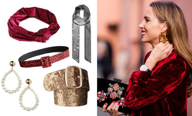 Satsa på pärlor, strass och sammet – 18 trendiga detaljer som lyfter juloutfiten!