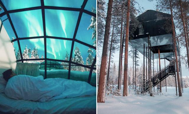 Makalösa vinterhotell – här är de 5 trendigaste att besöka