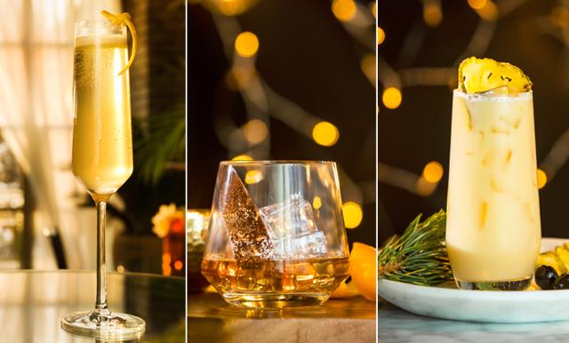 4 härliga juldrinkar för decembers juligaste fester!