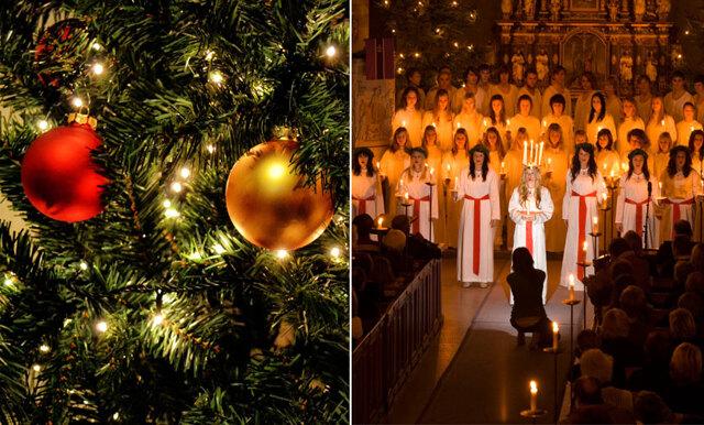 Maxa julkänslan – här kan du fira lucia i Stockholm 2018!