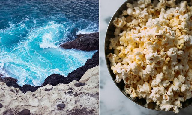 Här är popcorn-stranden på Kanarieöarna som blivit viral i sociala medier