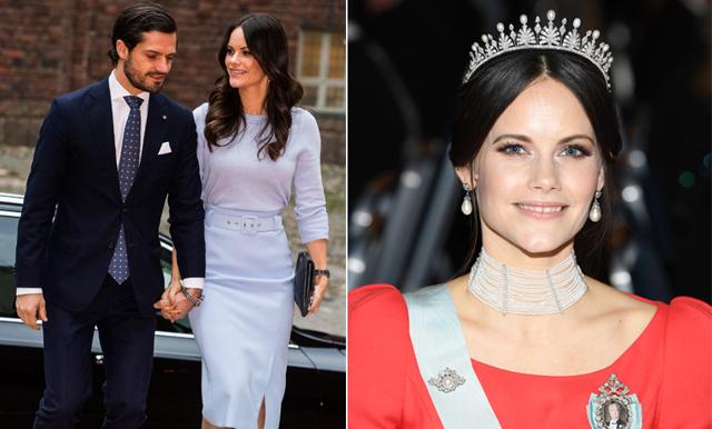 """Prinsessan Sofia om livet som prinsessa: """"Jag har tyckt att det har varit jättejobbigt"""""""