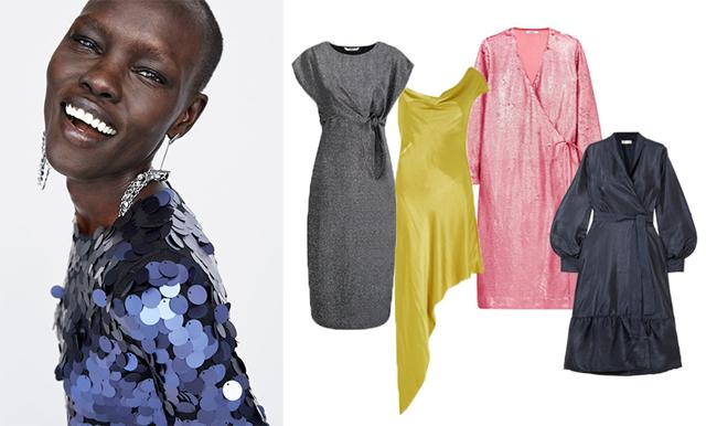 Förbered dig inför nyår – klänningarna som känns helt rätt just nu!
