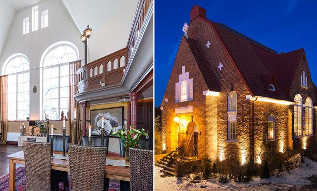 Drömlikt hem – Sjömanskyrkan i Sörmland är något helt EXTRA