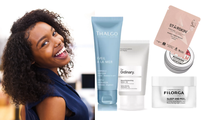 Produkterna som banar vägen för perfekt och problemfri hud – fukt, mask och peeling