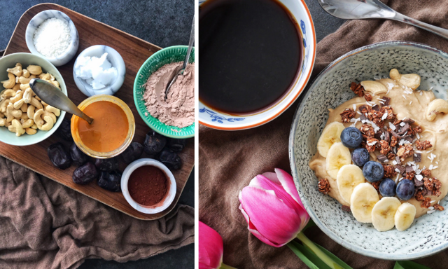 Två superenkla (och goda) recept fulladdade med protein – perfekta som mellanmål