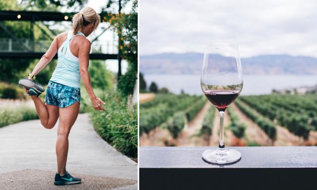 Förena nytta med nöje! Här är loppet för dig som älskar löpning och vin