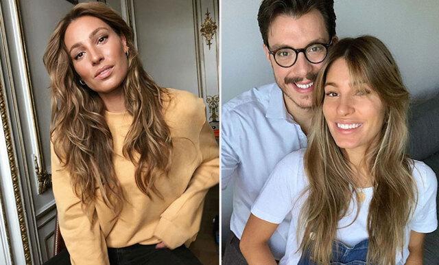 Babylycka – Sara Biderman och pojkvännen ska bli föräldrar!