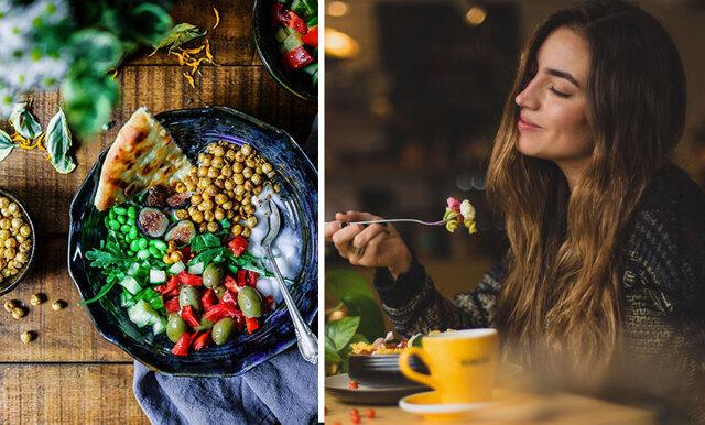 Världens mest veganvänliga land- Sverige landar i topp