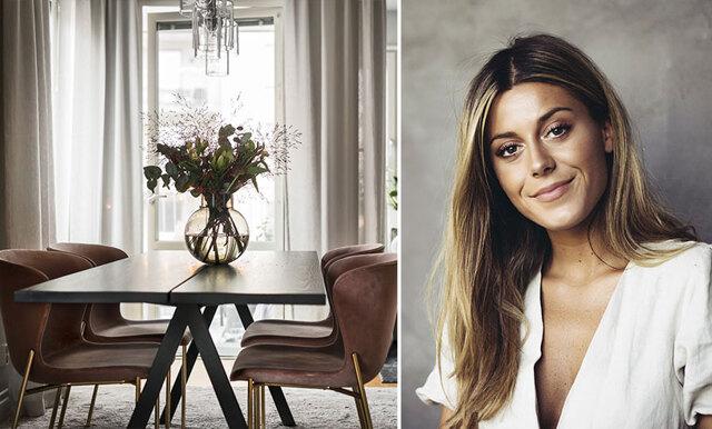 Kika in hemma hos Bianca Ingrosso – nu säljer hon sin lägenhet!