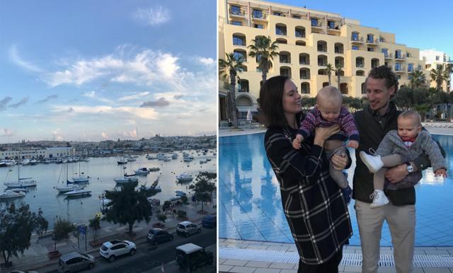 """Denise bor på Malta – vill byta liv med någon i Stockholm: """"Sugen på huslivet"""""""
