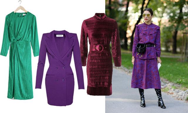 En färgklick i garderoben - 16 klänningar som får dig att synas