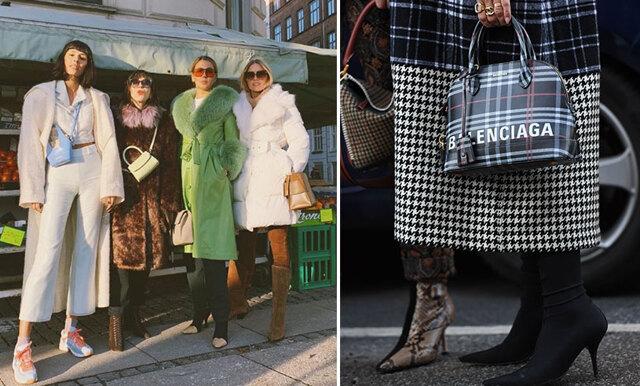 Veckans trendspaning - senaste modet direkt från Köpenhamn Fashion Week