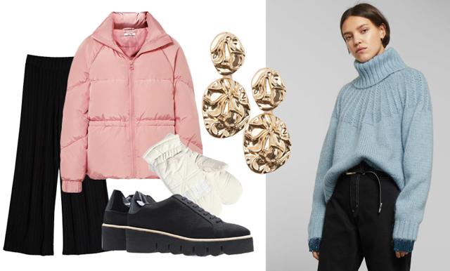 Var stilsäker i vinter utan att behöva frysa – inspireras av 3 varma outfits