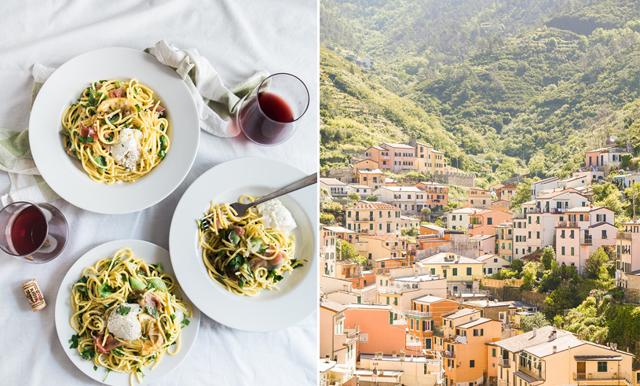 Vi har hittat drömjobbet – få betalt för att äta pasta och bo i vackra Italien!