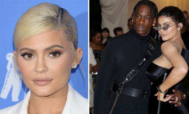 Kylie Jenners nya hint om giftemål med Travis Scott