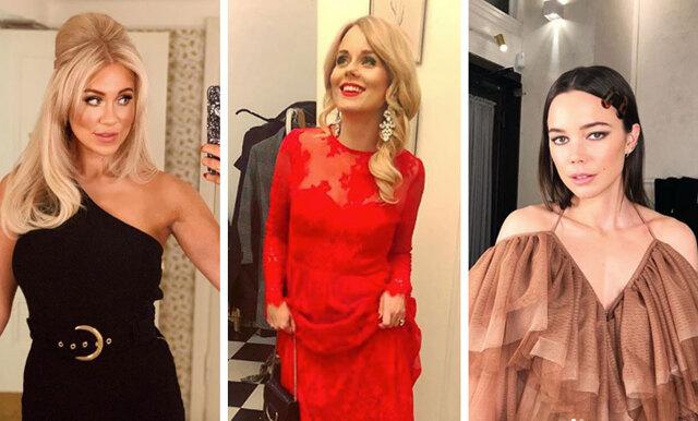 Hårtrender och långklänningar - våra favoritlooks från Guldbaggen 2019
