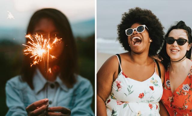 6 nyårslöften som vi faktiskt vill försöka hålla!