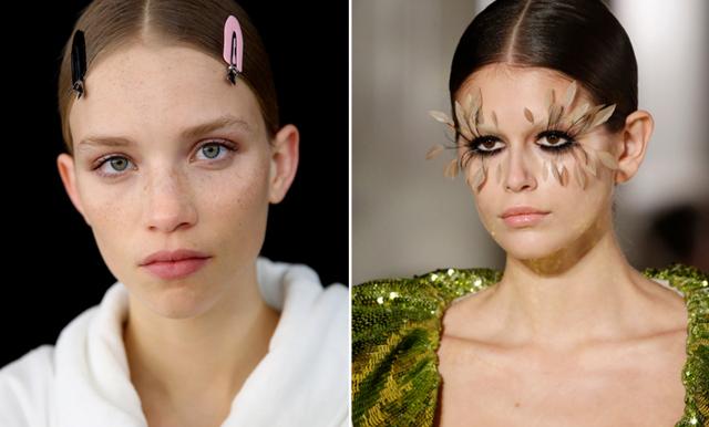 Från catwalken i Paris till vardagen – sminktrenderna från Haute couture-veckan som vi hakar på