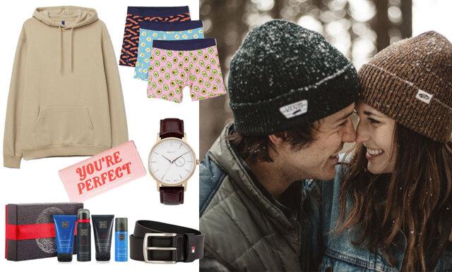 Från budget till lyx - 18 presenter att ge till din pojkvän på Alla hjärtans dag