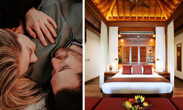 Världens mest romantiska hotell - bilderna du måste se