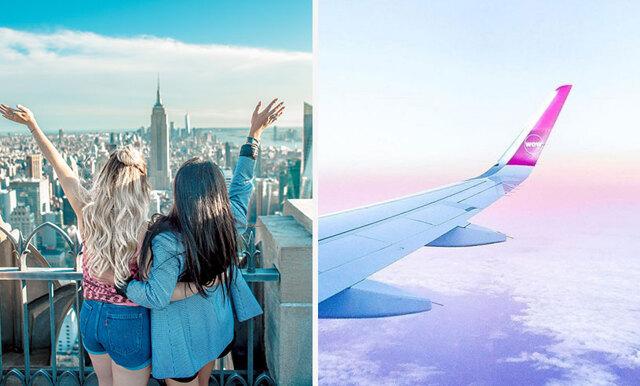 Flygbolaget som ger dig en gratis flygbiljett – men bara om du heter rätt namn