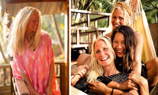 """Josefine """"Yoga"""" Bengtsson om nyheter: måste man hålla koll?"""