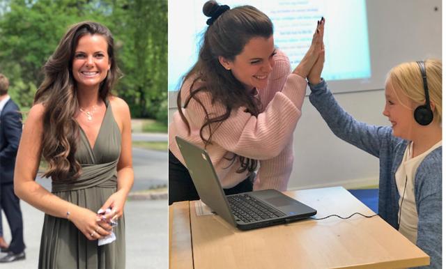 DRÖMJOBBET! med läraren Emelie: