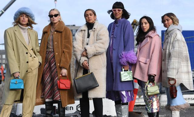 Innehållschefen listar 9 största modetrenderna att haka på 2019