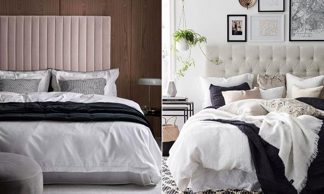 Få ditt sovrum att bli ett lyxigt hotellrum – 17 stilsäkra sänggavlar