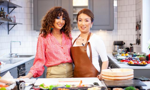 Äntligen! Matprogrammet för dig som älskar asiatiskt är här