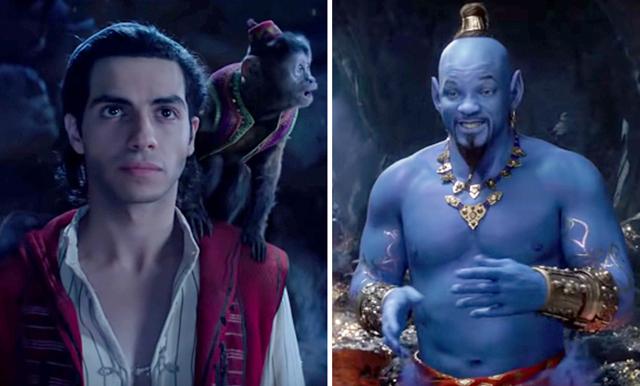 Förbered dig på ett Disney-äventyr! Nu är officiella trailern till Aladdin här