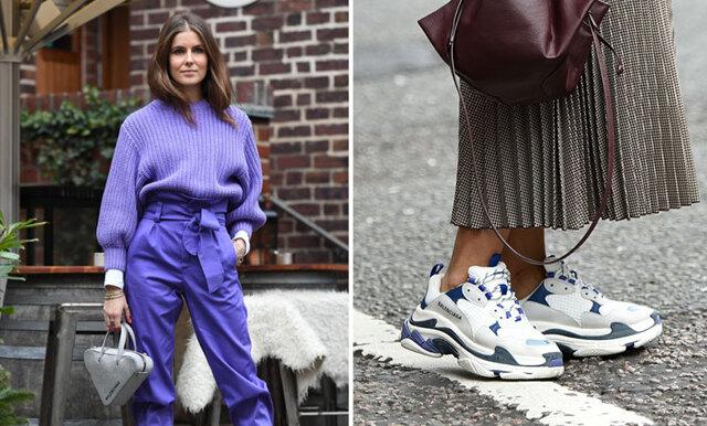 Trendiga sneakers och lyxiga väskor - Balenciaga öppnar sin första butik i Sverige