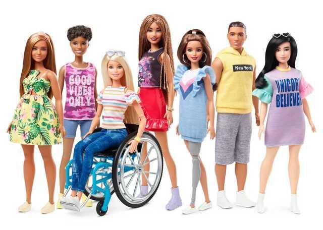 Rullstol och benprotes - Nu kommer Barbie äntligen i ännu fler varianter