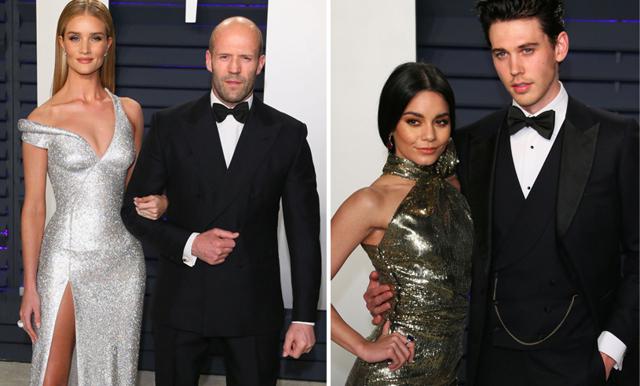 Stjärnglans under Oscarsgalan – 10 bäst klädda Hollywood-paren