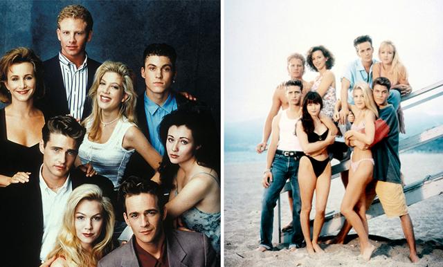 Beverly Hills 90210 gör comeback – med flera av originalskådespelarna!