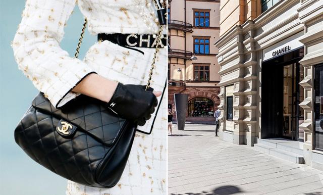 Tre år efter öppningen – Chanel-butiken i Stockholm expanderar!