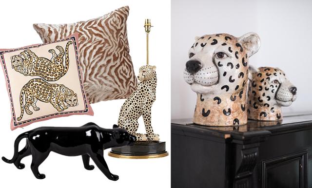 Leopard, panter och zebra – 19 favoriter i vårens trendigaste mönster