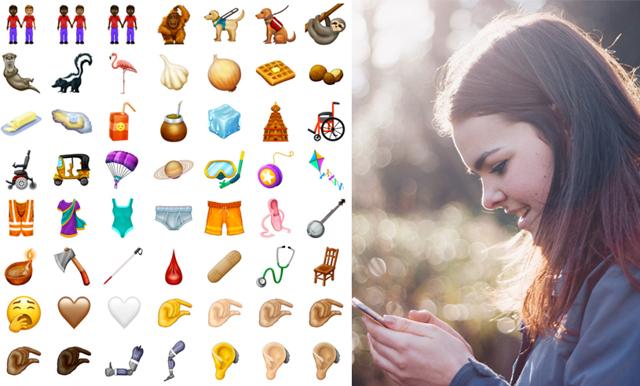 Apple släpper ny uppdatering – snart kommer 230 nya emojis!