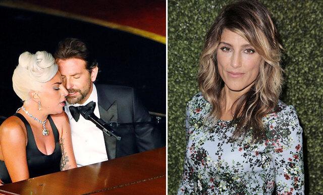 OMG! Ex-frun kommenterade precis kemin mellan Bradley Cooper och Lady Gaga