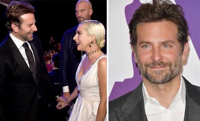 """Bradley Cooper inför uppträdandet på Oscarsgalan - """"livrädd"""""""