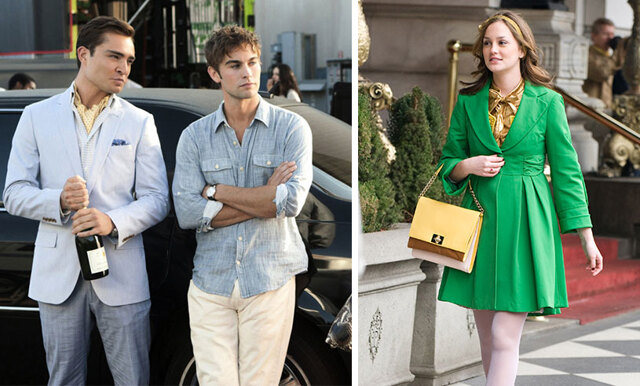 Wake up, Upper East Siders - Gossip Girl kan göra comeback!