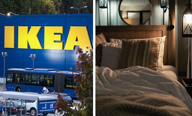 Sängar, sömnforskare och yogapass - Ikea öppnar ny unik citybutik