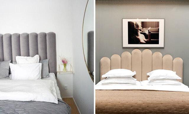 Få ditt sovrum att bli ett lyxigt hotellrum – 20 stilsäkra sänggavlar