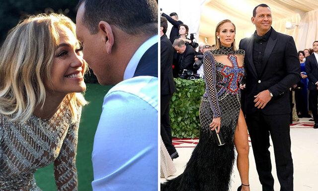 """Jennifer Lopez fina kärlekshyllning: """"Du får min värld att bli en vackrare och tryggare plats"""""""