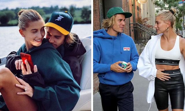 Justin och Hailey Bieber pryder Vogues omslag och öppnar äntligen upp om förhållandet